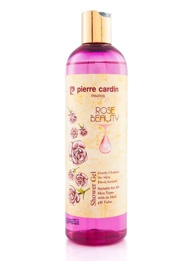 Pierre Cardin Gül Özlü E Vitaminli pH Dengeli Canlandırıcı Duş Jeli - 400 ML Renksiz